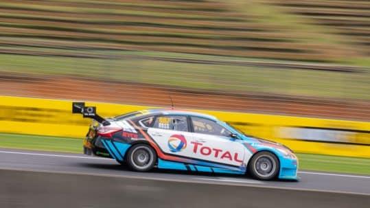 Tough Start for Nick Ross in the BNT V8s