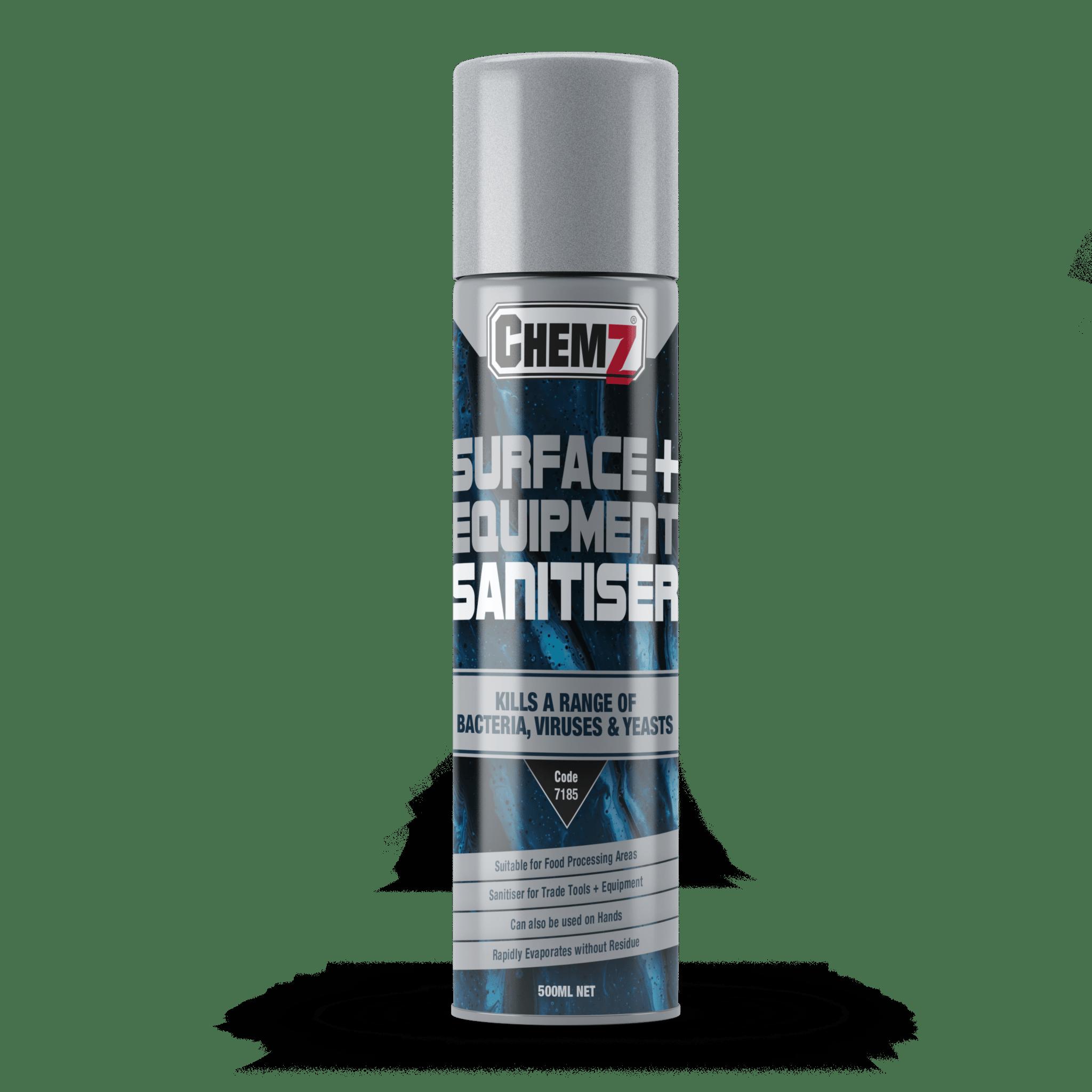 Chemz Surface Equip Sanitiser_Hi Res